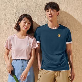 TOREAD 探路者 探路者速干衣T恤男女夏季轻薄透气短袖韩版时尚快干户外运动