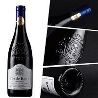 PLUS会员:菲特瓦 庄园经典系列 干红葡萄酒 750ml*6瓶