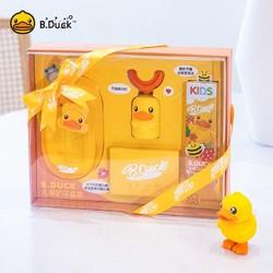 B.Duck JD-65U-T儿童牙刷牙膏套装