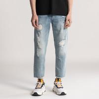 LILANZ 利郎 Q9XNZ50601  男士牛仔裤