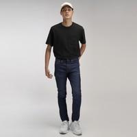 补贴购:Levi's 李维斯 05510-1111 男士深蓝色510紧身牛仔裤