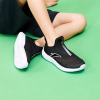 安踏童鞋33-39码跑步鞋夏新款中大童儿童鞋软底舒适轻便女男童鞋
