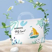 BoBDoG 巴布豆 飞帆0感系列纸尿裤 L76片