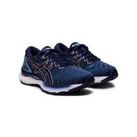 21日0点、黑卡会员:ASICS 亚瑟士 GEL-NIMBUS 22 女款缓震跑鞋