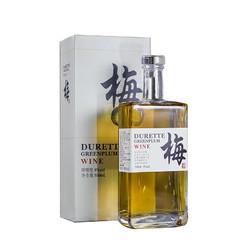 Duruite 杜瑞特 杜瑞特 青梅果酒 8度 500ml