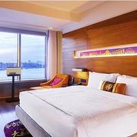 厦门海港英迪格酒店 海景房2晚(含早餐+下午茶)