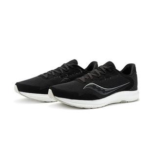 saucony 索康尼 Freedom 4 男子跑鞋 S20617-45 黑白 40