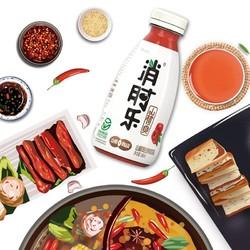 消时乐 山楂汁饮品 380ml*2瓶