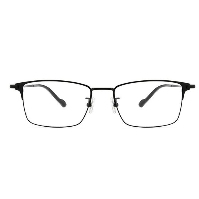 MingYue 明月 36028 C2哑黑钛眼镜框+1.6折射率 智能变色镜片