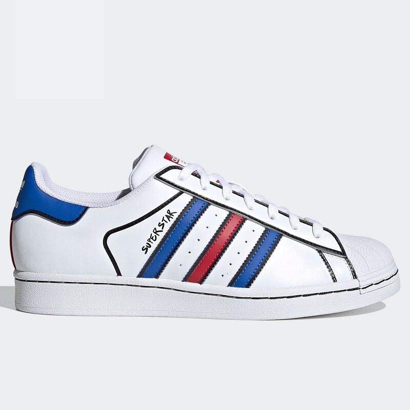 adidas Originals adidas阿迪达斯三叶草男鞋女鞋贝壳头SUPERSTAR板鞋休闲鞋topsports FY3116 41
