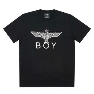 BOY LONDON 伦敦男孩 男士老鹰基础款T恤