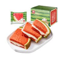 a1 爱逸 西瓜吐司 小面包 480g
