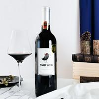 FIRST CREEK 福斯特溪 贼鸟 西拉干红葡萄酒 750ml