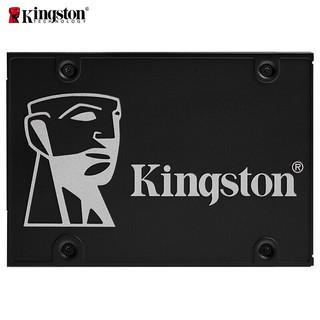 Kingston 金士顿 KC600系列 SATA3 SSD固态硬盘 1024GB