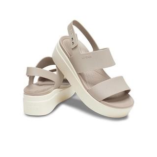 13日0点、PLUS会员 : Crocs 卡骆驰 杨幂同款 206453 蘑女款户外凉鞋