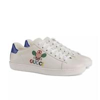 GUCCI Ace系列 602684 AYO70 9096 刺绣运动鞋