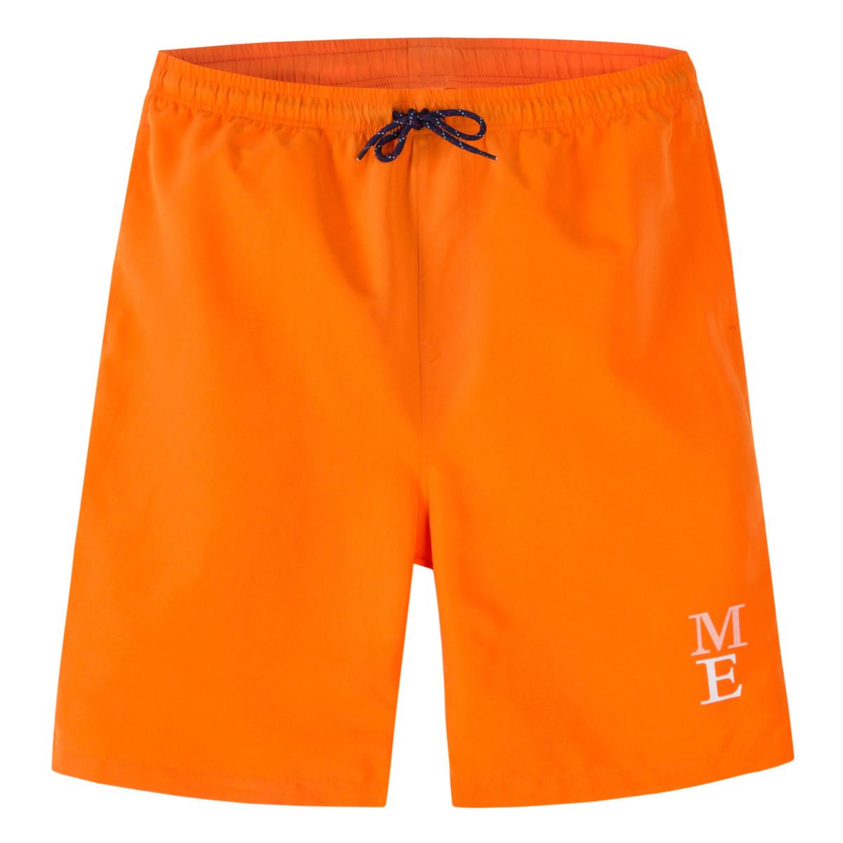 Semir 森马 森马2019夏季运动印花松紧腰宽松沙滩裤时尚休闲薄款男士短裤