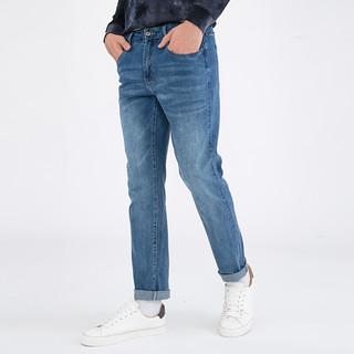 CAMEL 骆驼 DAX428121 男士牛仔裤
