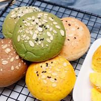 TIANYUMIDUO 天宇米朵 全麦软欧包 蔗糖混合口味 2斤