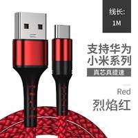 DINEINLY 电引力 USB-C快充数据线 1m