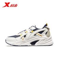 XTEP 特步 880119325078 男士透气休闲鞋