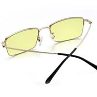 A · CLAIRE 安格莱尔 HD-37 护目镜 淡金色 1副装