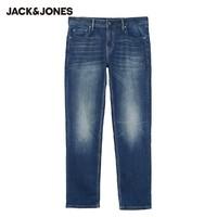 JACK JONES 杰克琼斯 219332555 男士直筒牛仔裤
