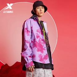 XTEP 特步 #运动时尚国货新品#特步少林联名款短袖衬衫