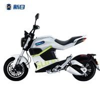 SUNRA 新日 新日(Sunra)电动车米酷超高端锂电池电动摩托车72V城市豪华款 miku 40AH 极地白 汽车级锂电保5年用10年