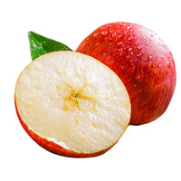 京觅 山东烟台 红富士苹果  单果75-80mm 净重4.8斤