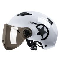科英莱 电动摩托车头盔 多色可选