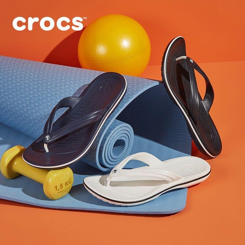 PLUS会员 : Crocs 卡骆驰 11033 中性款休闲户外拖鞋
