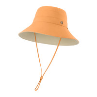 BANANA UNDER 蕉下 渔夫帽遮阳帽百搭双面防晒帽焦下防紫外线大帽檐帽子鱼夫帽女