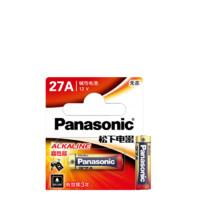 Panasonic 松下 LRV27A 碱性电池 1粒
