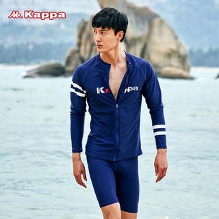 Kappa 卡帕 kp2140002 男士游泳裤泳衣
