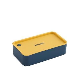 WORTHBUY 沃德百惠 便携式保鲜饭盒 720ml