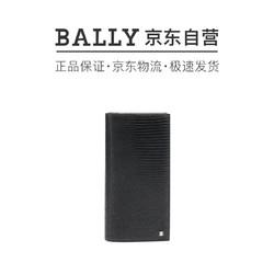 BALLY 巴利 巴利 BALLY 男士皮质长款钱包钱夹黑色 GALIRO TO 70 6235626
