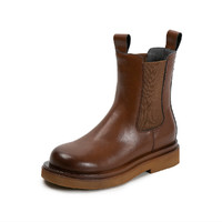 Sundance 圣得西 S20512208B02  简约女靴