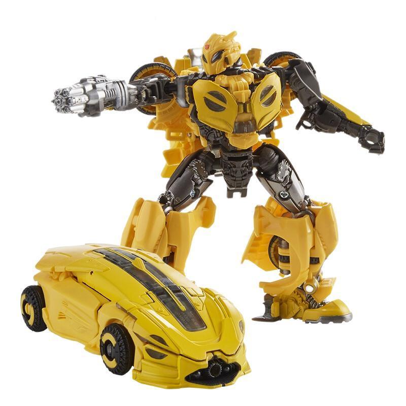 Transformers 变形金刚 经典电影系列 加强级 F0784 大黄蜂
