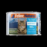 k9 Natural plus会员专享价 K9 Feline新西兰进口猫主食罐头 牛肉170g
