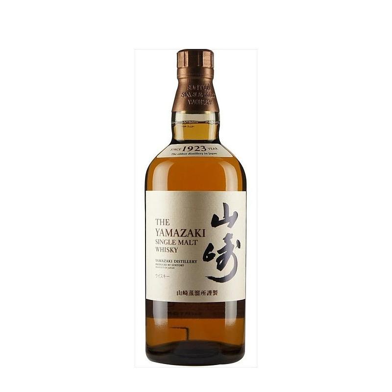 SUNTORY 三得利 【日本直购】 山崎1923单一麦芽威士忌 700ml 礼盒装(有盒/无盒随机发)