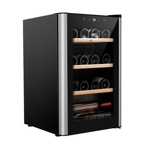 SC-70E 红酒柜22瓶恒温家用茶叶小型迷你冰吧冷藏冰箱