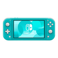 Nintendo 任天堂 日版 Switch lite游戏掌机 绿色