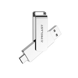 Teclast 台电 USB3.0 Type-C 双接口U盘 64GB