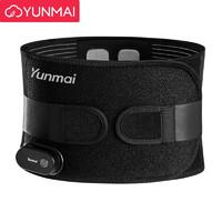 云麦YUNMAI EMS高效健腹护腰带 小米生态企业 智能提效健身运动神器健腹器懒人健身神器 M码