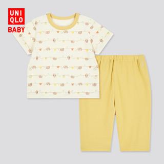 UNIQLO 优衣库 婴幼儿睡衣套装