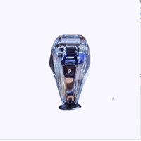 BMW 宝马 3系 汽车水晶质感操纵换挡杆 施华洛世奇元素