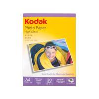Kodak 柯达 210x297mm相纸 180克 20张/包 1包装