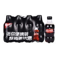 Coca-Cola 可口可乐 零度汽水 300ml*12瓶 迷你装