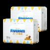 FIVERAMS 五羊 特能吸系列 纸尿裤 M40片*2包